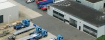Zona comercial Nooteboom Trading BV company