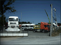 Zona comercial Traser S.A.
