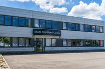 Zona comercial MAN Truck & Bus Deutschland GmbH