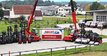 Zona comercial Hecht Fördertechnik GmbH