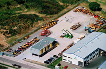 Zona comercial RÜKO GmbH Baumaschinen