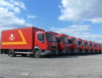 Zona comercial Commercial Vehicle Auctions Ltd