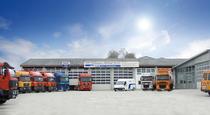 Zona comercial Anton Sießmair Nutzfahrzeugservice GmbH & Co.KG
