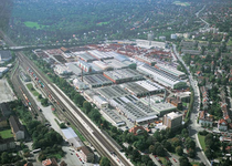 Zona comercial F.X. Meiller GmbH