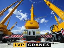 Zona comercial LVP CRANES SPAIN SL